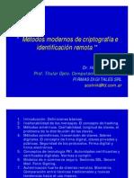 06-Métodos modernos de cript e id remota