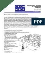 NAMFREL Election Monitor Vol.2 No.22 10212011