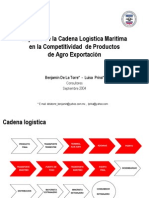 Cadena Logistica Agro Industrial Final