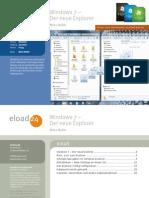 Windows 7 Der Neue Explorer
