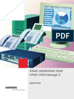 Manual HP3000 Potugues