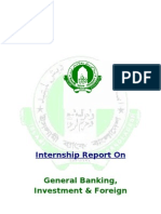 Islami Bank Internship Report