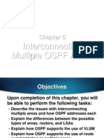 Multiple Ospf Areas