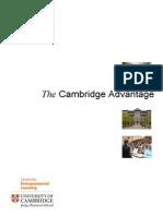 Cambridge Advantage