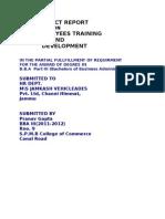 Training Text
