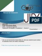 JLex y JavaCup