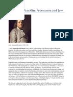 Benjamin Franklin-Freemason and Jew