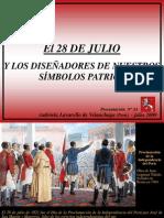 El 28 de Julio In Depend en CIA Del Peru Nc2ba 33
