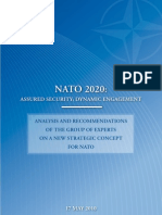 NATO Strategic Concept Experts Report
