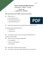 PM0013 Assignment Feb 11