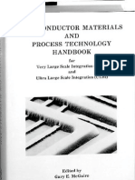 Semiconductor Materials and Process Technology Handbook