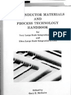 semiconductor materials and process technology handbook document saransh chemical engineer resume document chemical engineer resume sample - Semiconductor Process Engineer Sample Resume