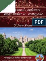 Windsor Delegate Brochure 2012