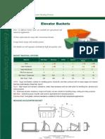 Infinity Bucket Elevator Components