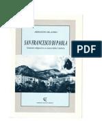 A. Orlando, San Francesco Di Paola, Calabria Letteraria Editrice