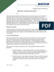 2008 MATCOR Technical Bulletin - Deep Well Anode System Design FINAL