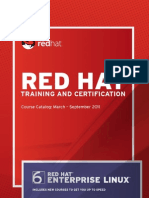 RH Training Catalog