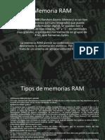 Memoria RAM XD
