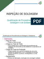 Apostila de qualificação de procedimento de solda e soldadores