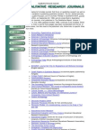 Qualitative Research Journals