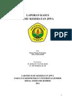 Laporan Kasus Jiwa by Pul_pul