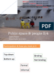 Public Space and People III