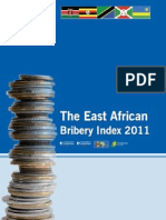 east africa bribery index report 2011 final