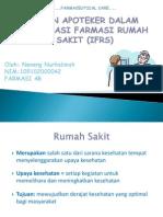 PeraN Apoteker Dlm IFRS