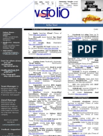 NewsFolio October 2011