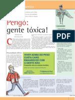 Gente toxica artigo