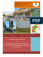 Feasibility Report Amusement Park NRDA