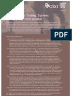 EU Emissions Trading System