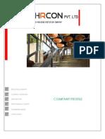 Vhrcon Pvt Ltd