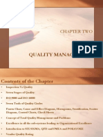 2 Chapter Two - Quality Management