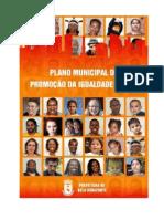 Plano Municipal Igualdade Racial
