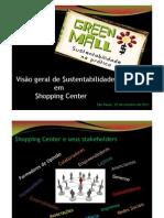 Visão Geral de Sustentabilidade em Shopping Center