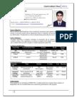 CV of MURSHEDUR RAHMAN
