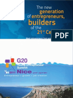 G20 Young Entrepreneur Summit
