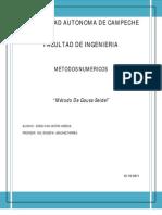 Metodo de Gauss_seidel