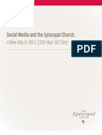 Social Media and the Episcopal Church