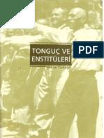 Tonguc_ve_Enstituleri