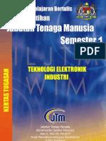 Elektronik Industri 1 Kertas Tugasan