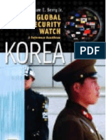 Asia Berry, William E., Jr. Global Security Watch Korea a Reference Handbook