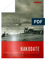 USSBS Report 83, Reports of Ships Bombardment Survey Party, Hakodate Area