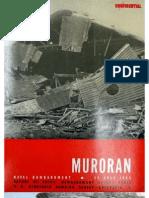 USSBS Report 84, Reports of Ships Bombardment Survey Party, Muroran Area