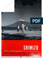 USSBS Report 85, Reports of Ships Bombardment Survey Party, Shimizu Area