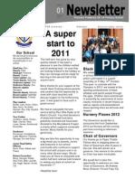 newsletter issue 1 october 2011