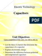 Basic Electricity - Capacitors