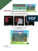SunDriver User Manual V0.1 for Web