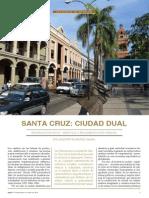 Santa Cruz Ciudad Dual (Mariel Palma)